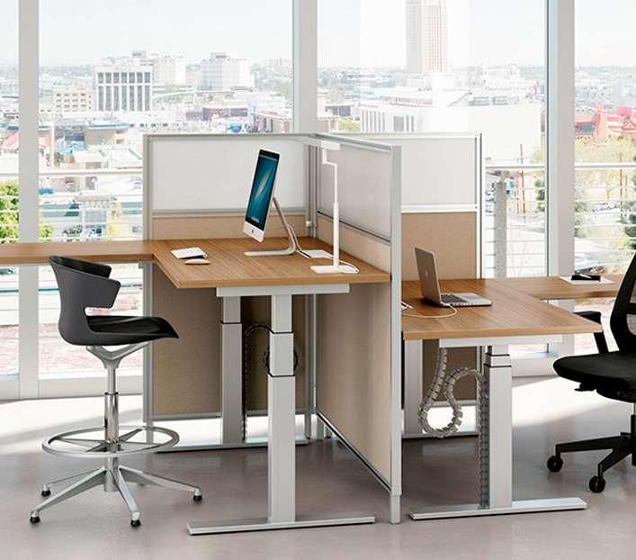 Mesas de Oficina funcionales, de diseño y al mejor precio ...