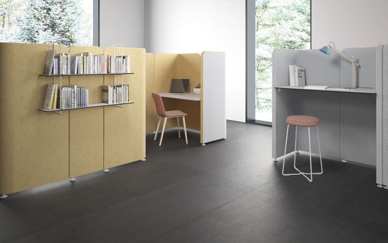 7 formas de hacer que su oficina sea más flexible y optimizar el espacio | Mobiliar