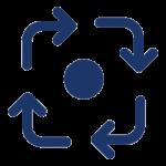 Icono circular
